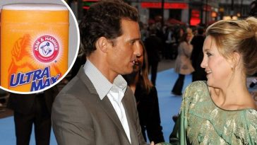 Kate Hudson tried to make Matthew McConaughey wear deodorant on set