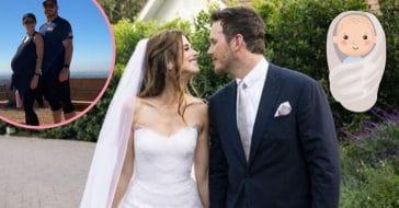 Katherine Schwarzenegger and husband Chris Pratt had their baby