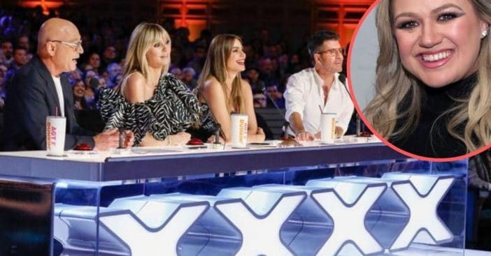 Kelly Clarkson will fill in for Simon Cowell on AGT while he is on medical leave