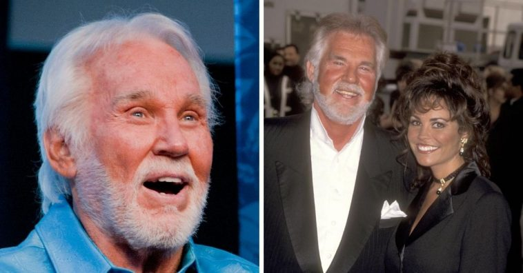 Kenny Rogers talks about meeting his wifes parents