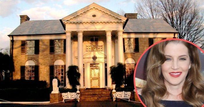 Lisa Marie Presley still considers Graceland her family home