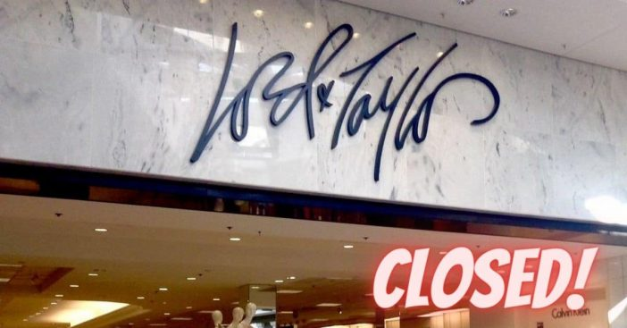 Lord and Taylor going out of business after almost 200 years