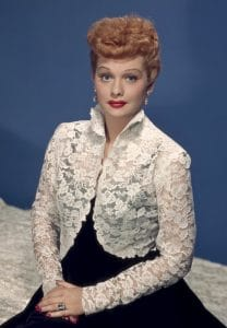 Lucille Ball was impactful in numerous fields