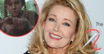 Melody Thomas Scott once stabbed Clint Eastwood