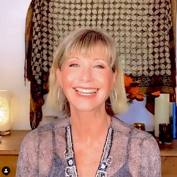 Olivia Newton-John Sings On 'Xanadu's 40th Anniversary, Looking Stunning At 71 Years Old