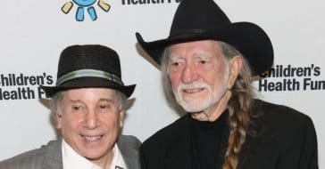 Paul Simon and Willie Nelson hope to save their home of Texas Hill Country