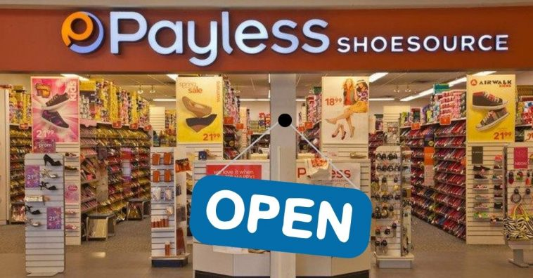 Payless ShoeSource Is Back With A New