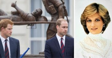Prince Harry and Prince William give rare statement about their mother Princess Diana