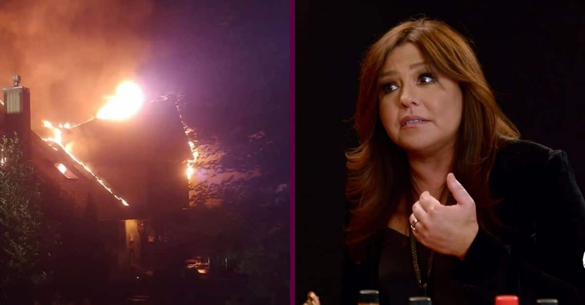 Fire Causes Damage To Home Of Rachael Ray And Husband John Cusimano