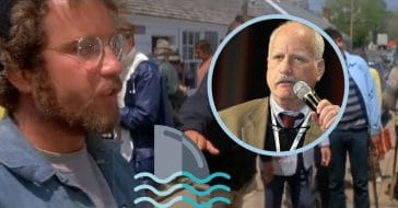 Richard Dreyfuss is famous for his role in 'Jaws,' which was shaped for him