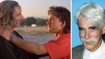 Sam Elliott remembers late co star and friend Patrick Swayze