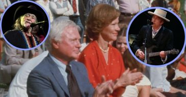 See many musical icons in 'Jimmy Carter: Rock & Roll President'
