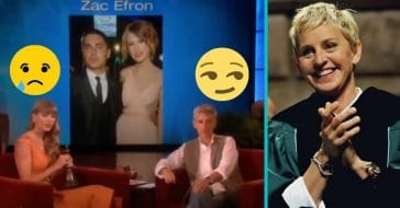 Some Ellen moments have resurfaced