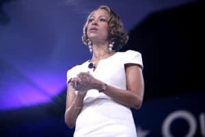 Stacey Dash got attention for a domestic dispute that escalated