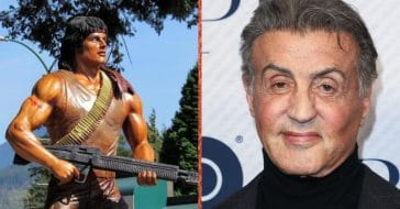 Sylvester Stallone approves of new Rambo statue