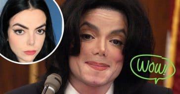Teenage girl looks exactly like Michael Jackson