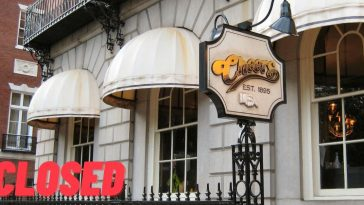 The Cheers bar in Boston is closing down