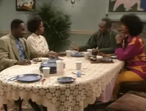 The Cosby Show cast had some secrets of their own