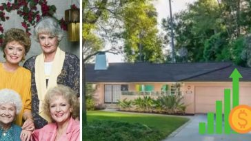 The Golden Girls house sells for way over the listing price