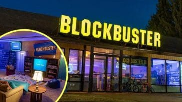 The last remaining Blockbuster will become an Airbnb for a limited time