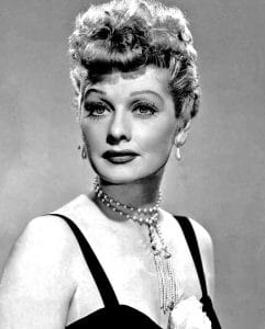 Through Desilu Productions, Lucille Ball made sure Star Trek took off