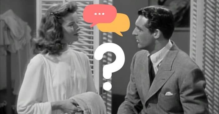Why do actors sound so different in old movies