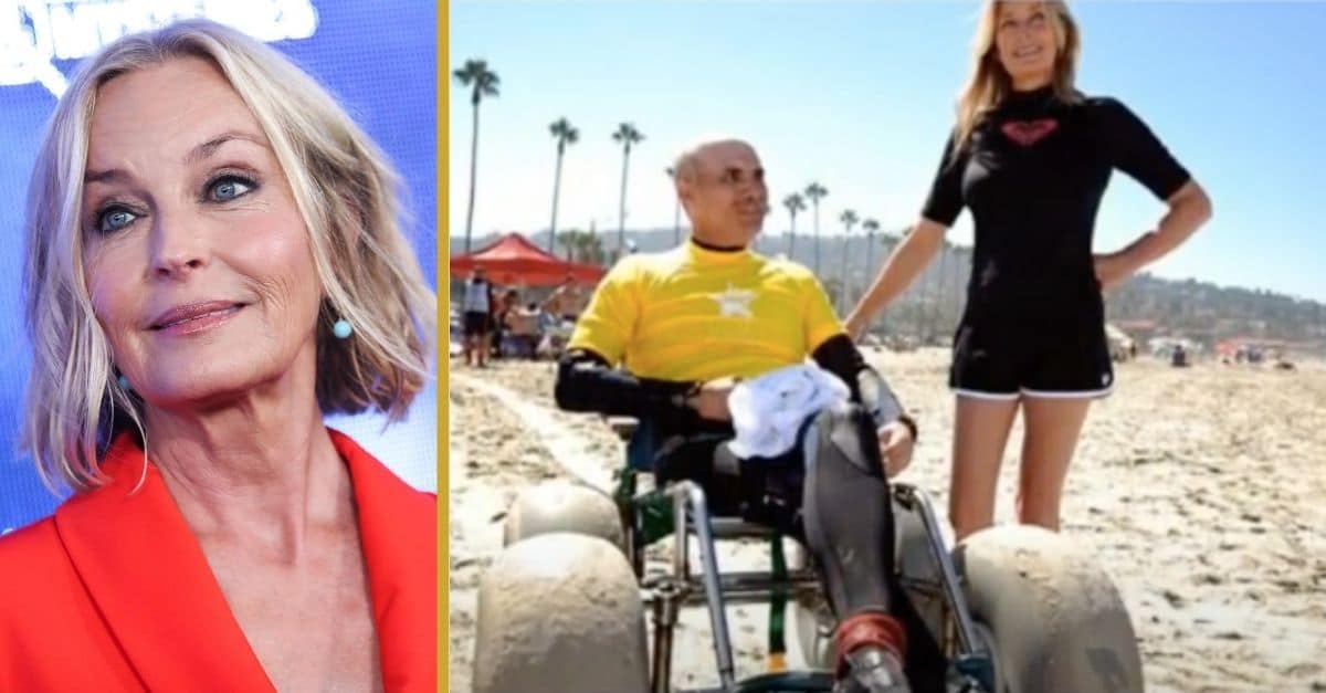 Bo Derek Opens Up About Giving Back To Nation's Veterans