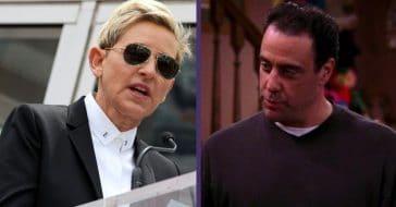 brad garrett talks about ellen degeneres allegations