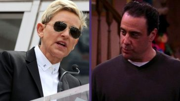 brad garrett talks about ellen degeneres allegations