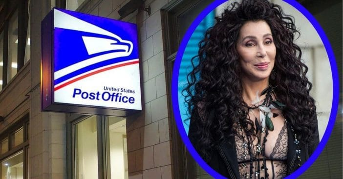 cher turned down from volunteering at post office