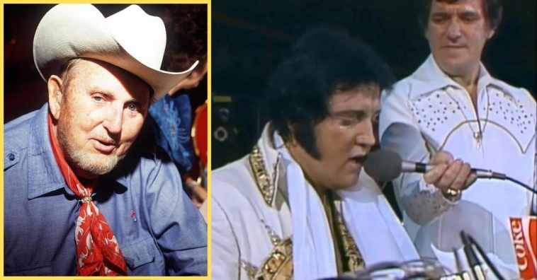 colonel tom parker pushed elvis to his limits