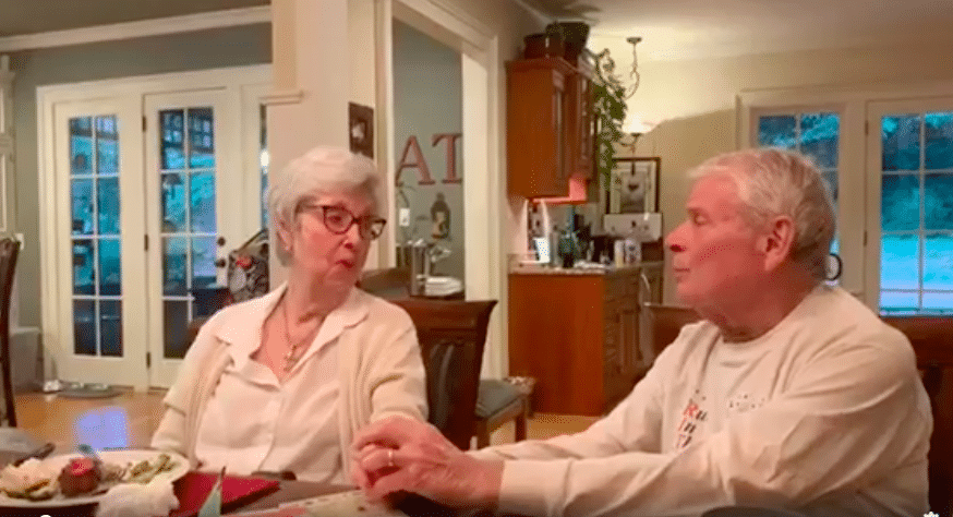 Man Relearns Song For Wife On Their 63rd Anniversary After Suffering Two Strokes