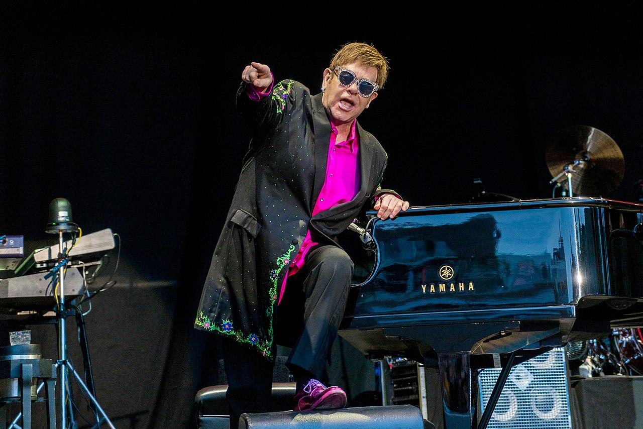 Elton John Recalls The Show That Changed His Life 50 Years Ago