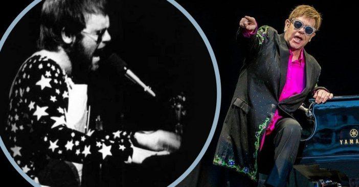 elton john recalls show that changed his life 50 years ago
