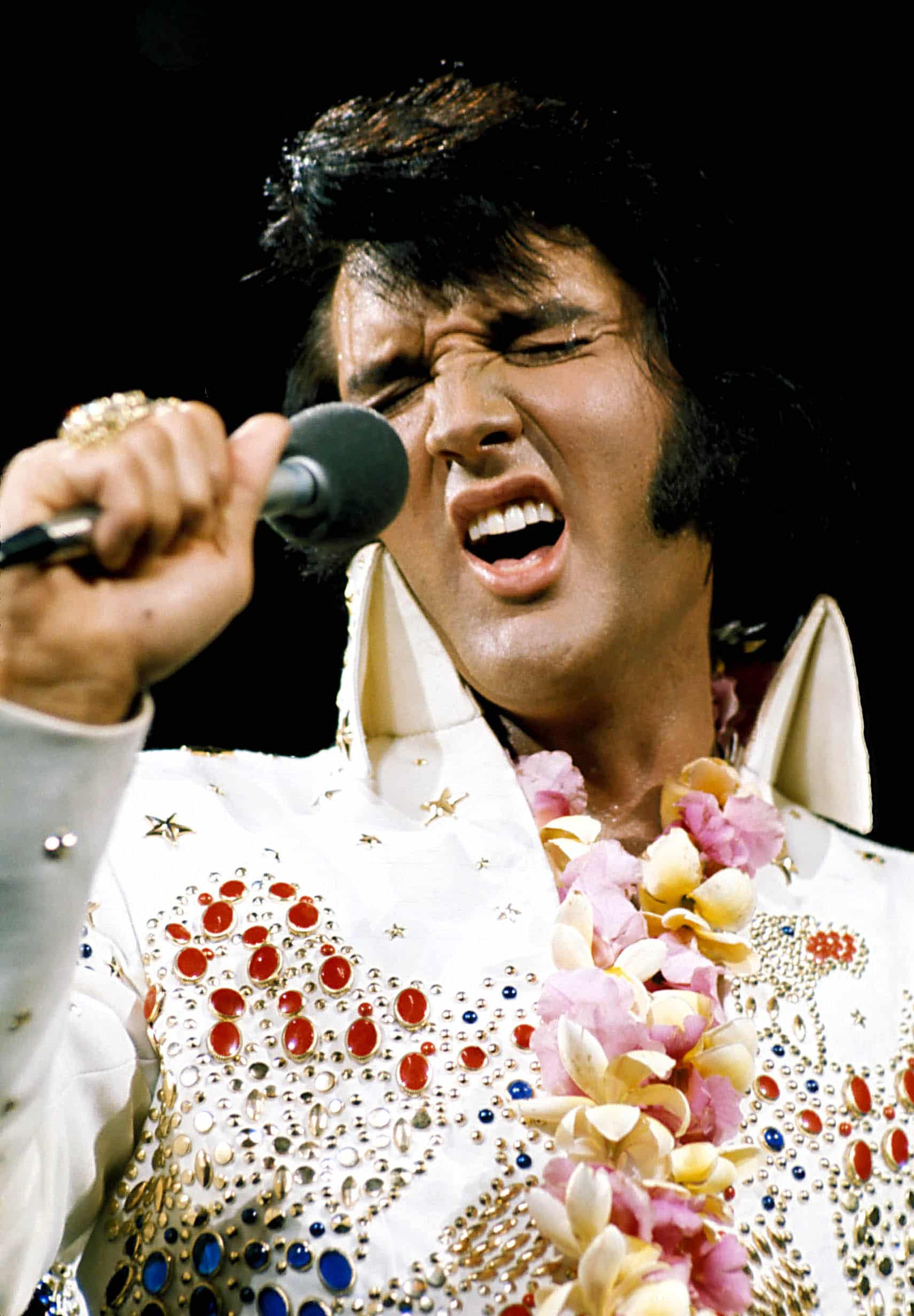 Marking The Anniversary Of Elvis Presley's Death, Over 700 Fans Expected To Attend Vigil