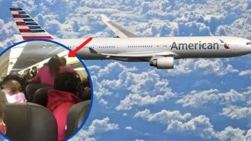 fight american airlines face mask policy