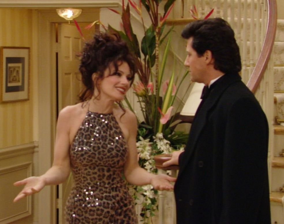 'The Nanny's Fran Drescher Discusses Opens Up About 1985 Home Invasion