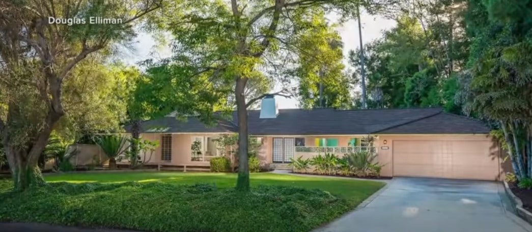 the golden girls house in brentwood ca
