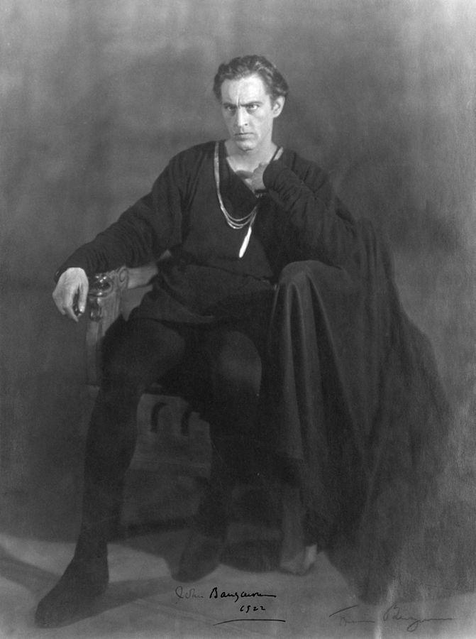 actor john barrymore