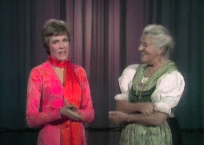 Did You Know Julie Andrews Met The Real-Life Maria Von Trapp?