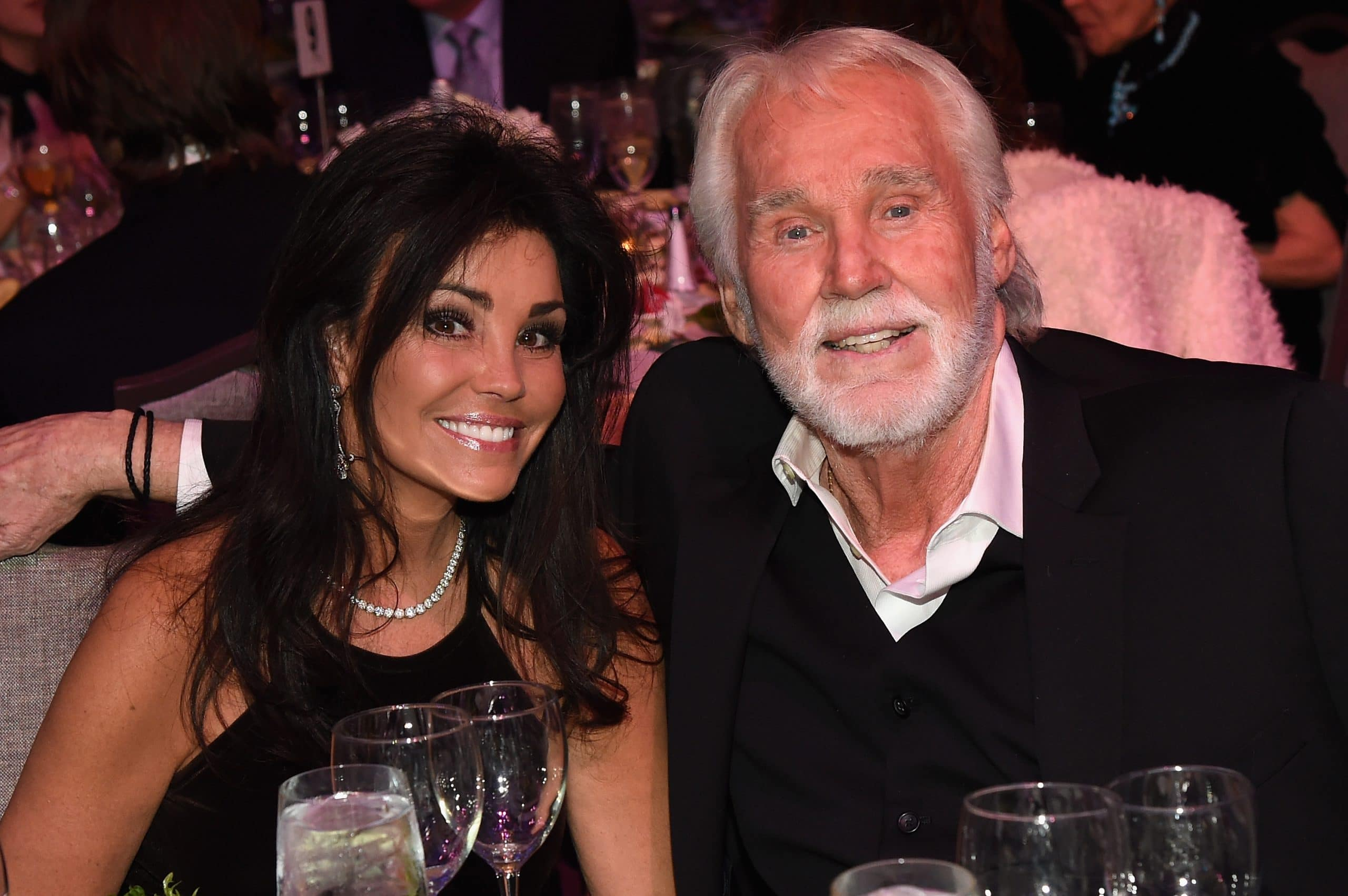 Kenny Rogers Had A Hard Time Getting His Wife's Parents To ...