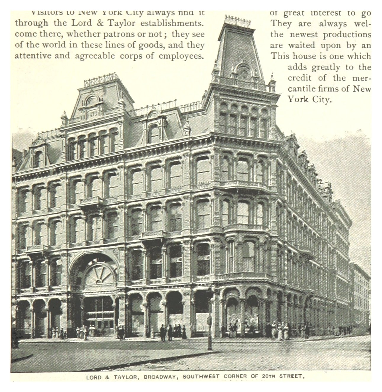 lord and taylor new york