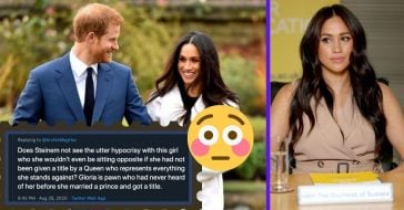 meghan markle awkward statement questioned