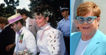 renate blauel attempted suicide while on honeymoon with elton john