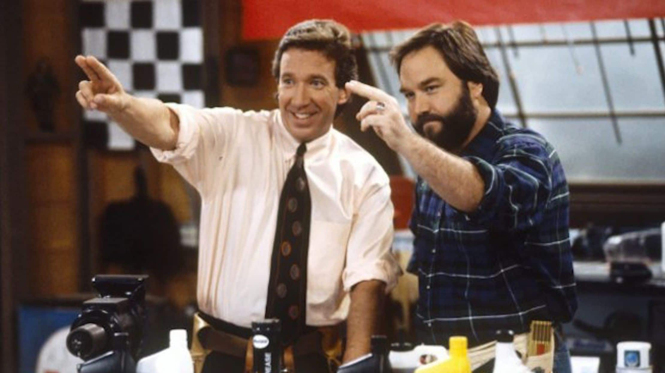 tim allen richard karn home improvement