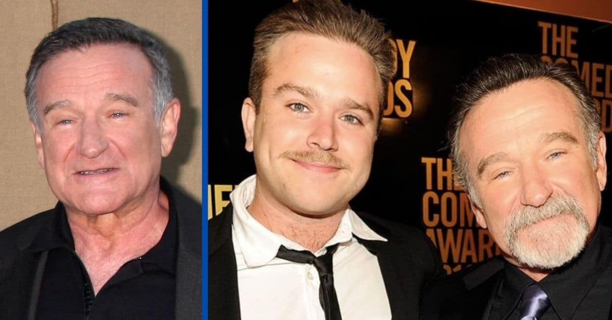 Robin Williams' Son, Zak, Posts Heartfelt Tribute To Late Father On The 6th Anniversary Of His Death