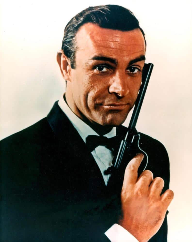 sean connery turns 90 years old