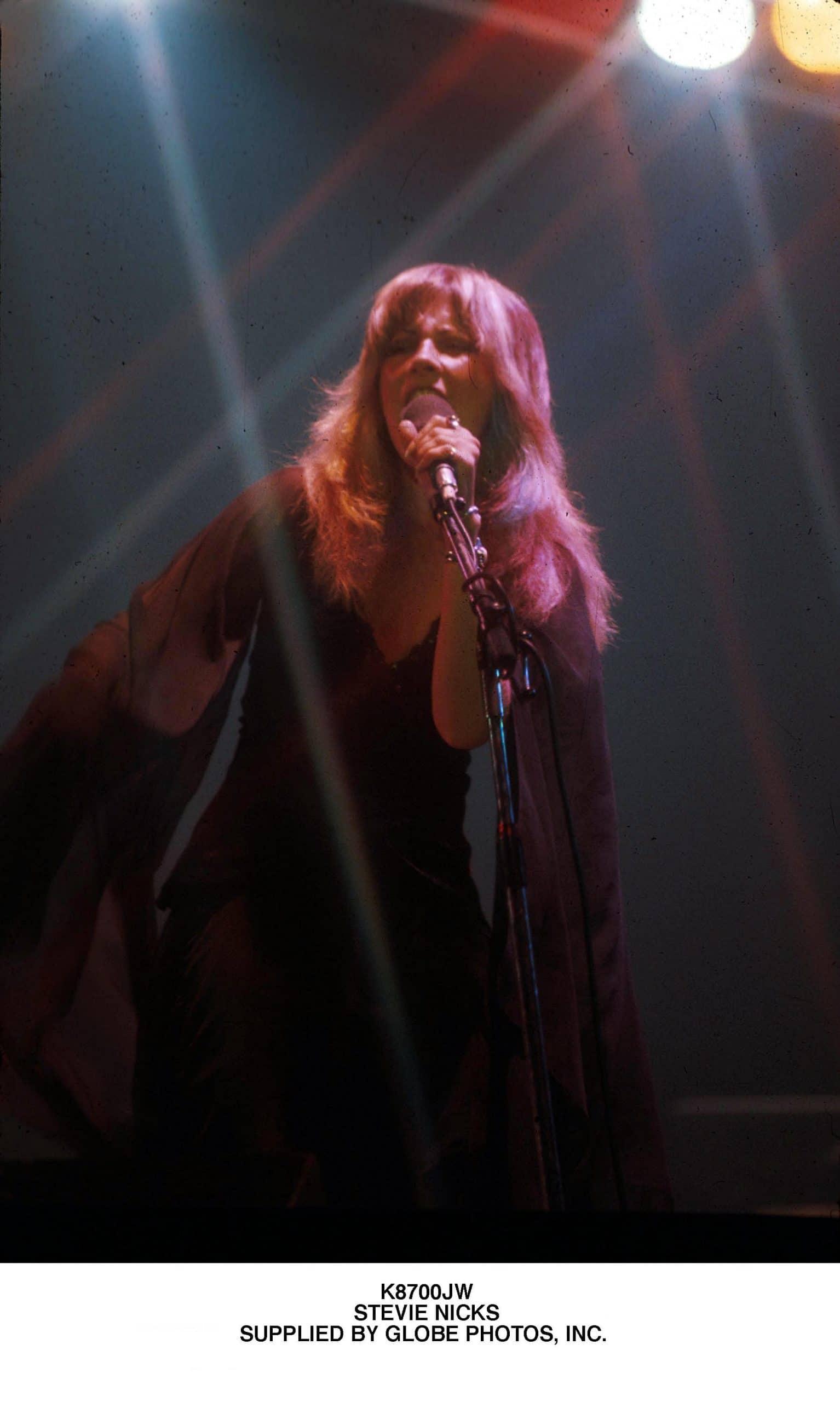 Stevie Nicks Advises Aspiring Musicians To Put Money Away For Rehab