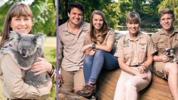 terri irwin has a plan to save australia zoo