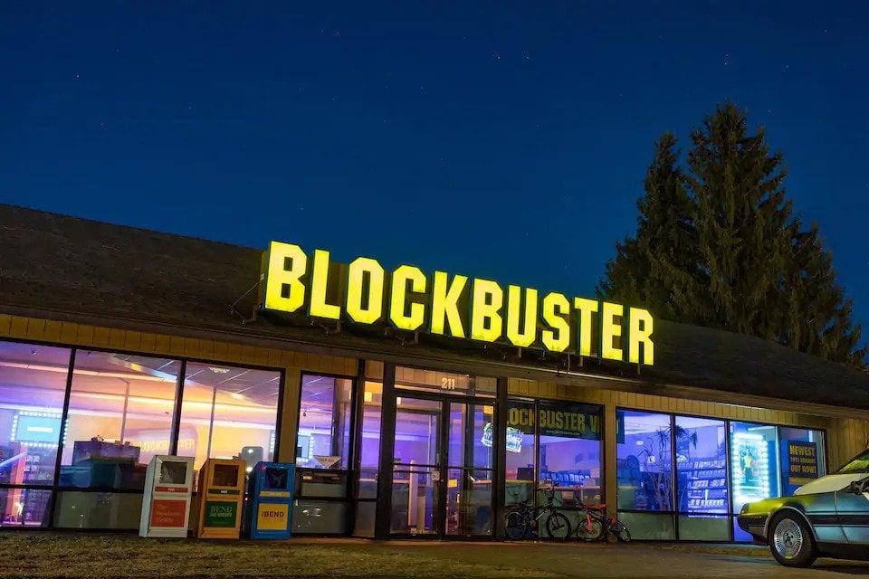 the last remaining blockbuster bend oregon